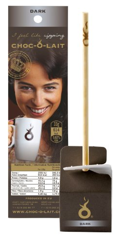 Choc o Lait Hot Chocolate Stick - Dark Chocolate 33g