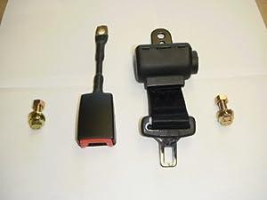 Golf Cart Part Universal Retractable Seat Belt for EZ GO Club Car Yamaha.  FREE SHIPPING USA, EXCEPT ALASKA & HAWAII!