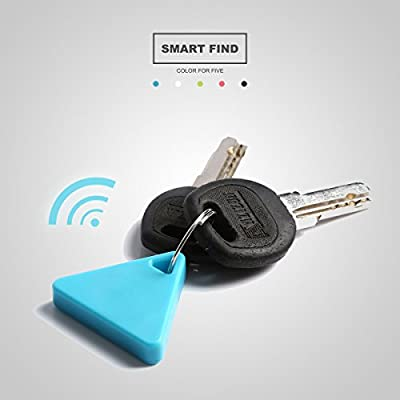 Key Finder/Key Tracker Easy to use App for Tracking Phone, Key and Other Items-Bluetooth 4.0 Version Compatible with IOS/Android System-Weforever