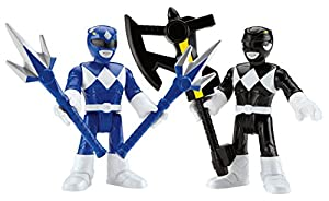 Fisher-Price Imaginext Power Rangers Good vs Bad