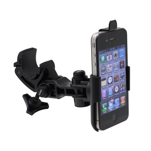 Satechi SCR-69 Bicycle Holder Wrench Mount for iPhone 4, 3G & 3Gs, BlackBerry Torch, HTC EVO, DROID