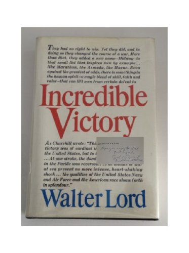 Incredible Victory PDF