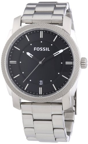 Fossil Men's Quartz Watch FS4773 with Metal Strap