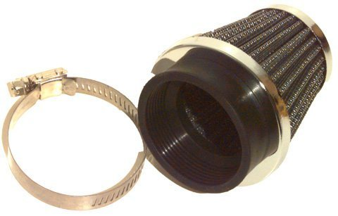 Emgo 12-55754 54mm Clamp-On Air Filter by Emgo