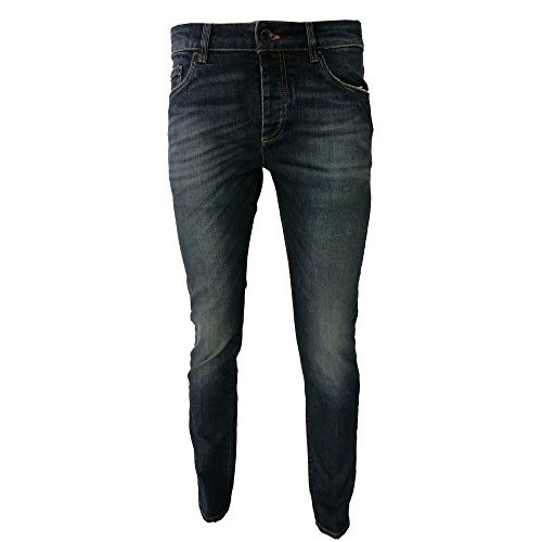 Jeans uomo Nolab OTL B045 0785 - New York basic elasticizzato made in italy (33)