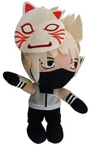 """Naruto: Kakashi White Shirt Plush - 12"""""""