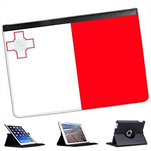 malta-flag-for-apple-ipad-mini-leather-folio-presenter-case-cover-with-stand-capability