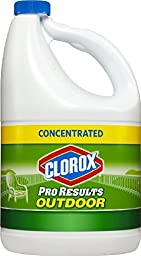 Clorox Pro Results Outdoor Solution- 120-Ounce