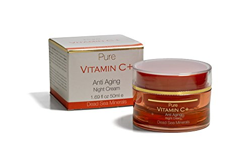 Pure Vitamin C+ Anti Aging Night Cream 1.69 Fl. Oz.