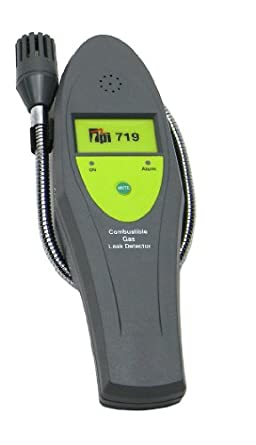 "TPI Combustible Gas Leak Detector with 16"" Goose Neck"