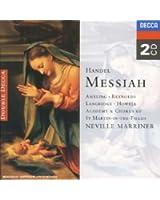 Haendel : Le Messie (Coffret 2 CD)