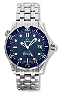 Omega Men's 2561.80.00 Seamaster 300M Midsize Quartz Watch