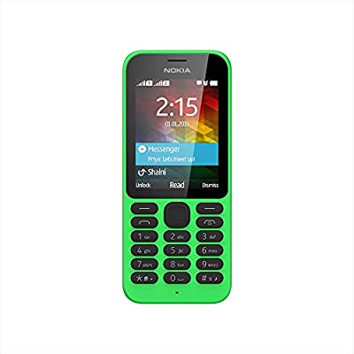 Nokia 215 (Bright Green)