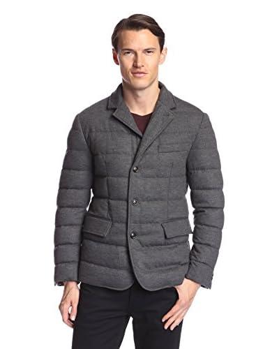 Moncler Men's Rodin Blazer Puffer Jacket