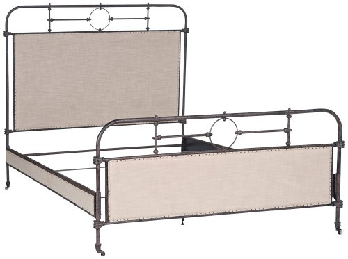 Twin Iron Bed Frame 8796 front