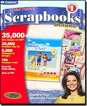 Print Perfect Scrapbooks Deluxe