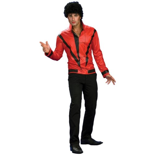 Michael Jackson Thriller Costume - Large - Chest Size 42-44