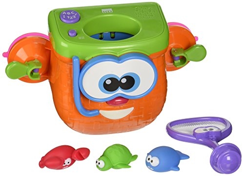 Kidz Delight My Bath Time Fishing Basket - 1