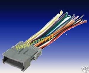 stereo wire harness saturn vue redline 04 05 car radio wiring installation parts