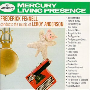 Music of Leroy Anderson