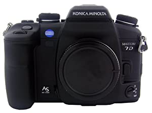 Konica Minolta Maxxum 7D 6MP Digital SLR with Anti-Shake Technology (Body Only)
