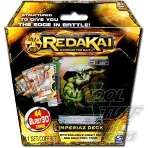 Redakai Card Game Stax Structure Deck 44 Cards