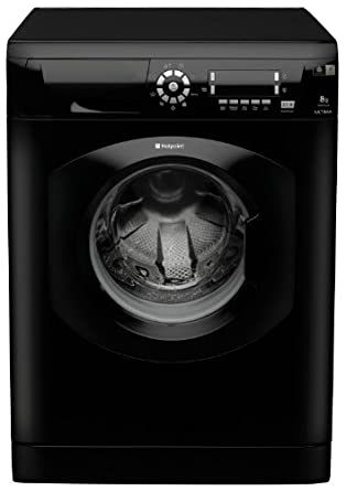 hotpoint wmd942keu lave linge 8 kg 1600 trs min a noir. Black Bedroom Furniture Sets. Home Design Ideas