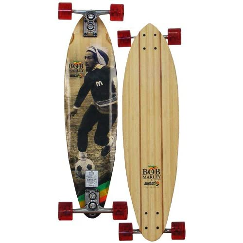 Sector 9 Player Bob Marley Bamboo Complete Longboard SW 32 ... Longboard Sector 9 Bob Marley