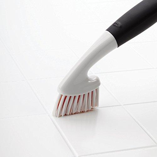 Oxo good grips spazzola per pulire le fughe - Prodotti per pulire le fughe dei pavimenti ...