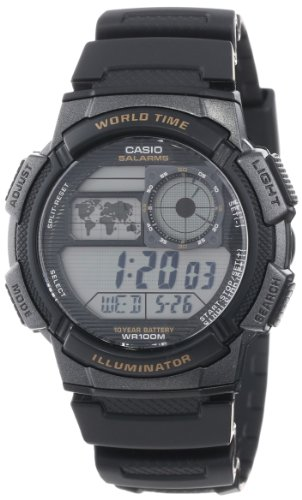 Casio Men's Watch Casio Collection Ae-1000W-1Avef