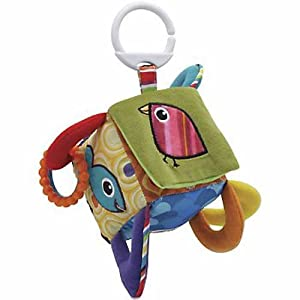 Lamaze Discovery Clutch Cube refreshed design