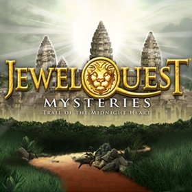 Jewel Quest Mysteries 2: Trail of the Midnight Heart [Download]