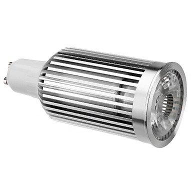 Gu10 10W 780-820Lm 5800-6500K Natural White Cob Led Spot Bulb (110-240V)