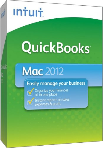 QuickBooks for Mac 2012