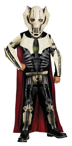 Star Wars General Grievous Costume - One Color - Small