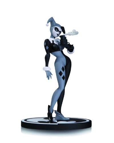 Batman Black & White Harley Quinn 2Nd Ed Statue