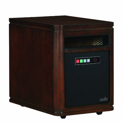 B00486PRIM Duraflame Dartmouth Portable Heater, 10HM4128-W504