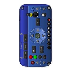 Delighted Super Remote Multicolor Back Case Cover for Galaxy Ace 3
