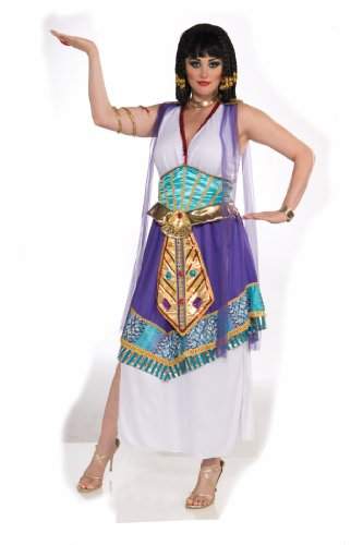 Forum Novelties Women's Plus-Size Queen Cleopatra Plus Size Costume