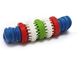 MILLIARD Pet Rub-brush Rubber Chew Toy