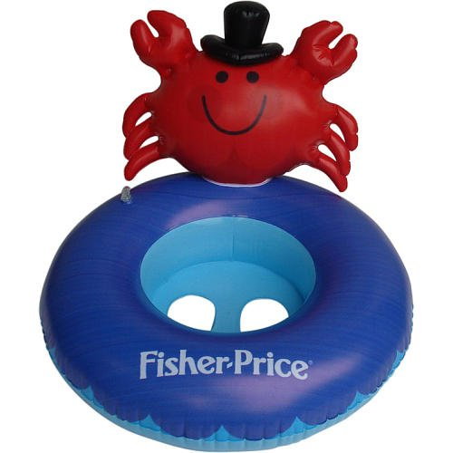 Fisher Price Baby Float - Crab - 1