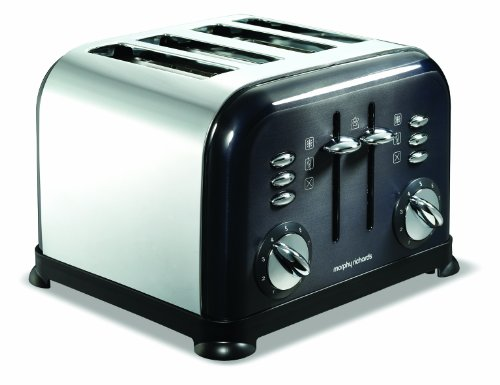 Morphy Richards Accents 447 4 Slice Toaster by Morphy Richards Ltd