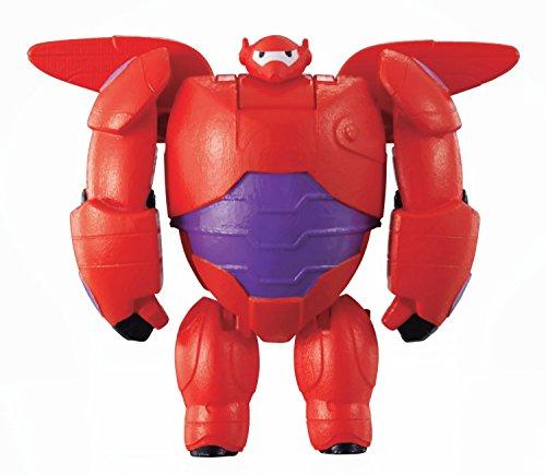 Hatch 'n Heroes Big Hero 6 Red Baymax Transforming Figure