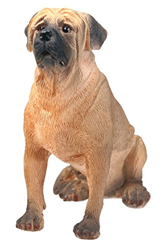 Mastiff Dog - Collectible Statue Figurine Figure Sculpture Puppy