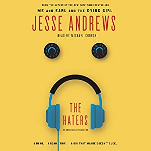 The Haters Audiobook