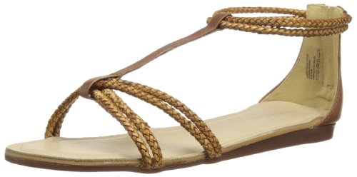 Sebastian - Sandali Poole T-strap Donna, Marrone (Brown), 39 (5.5 UK)