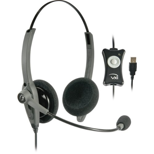 Vxi 203009 Vxi Talkpro Usb2 Headset Landline Telephone Accessory