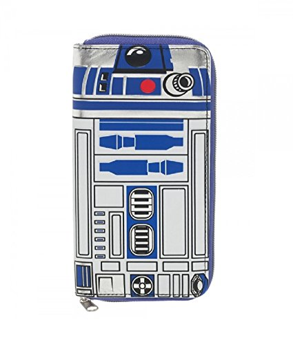 Star Wars R2-D2 Zip Around Wallet