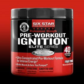 Six Star Pre-Workout Ignition