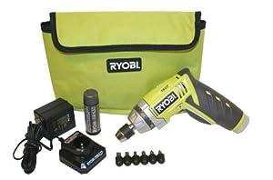 Ryobi TEK4 4-Volt Screwdriver